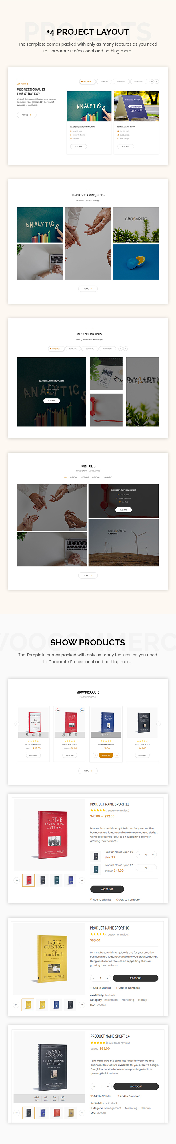 Geschaft - Business WooCommerce WordPress Theme - 5